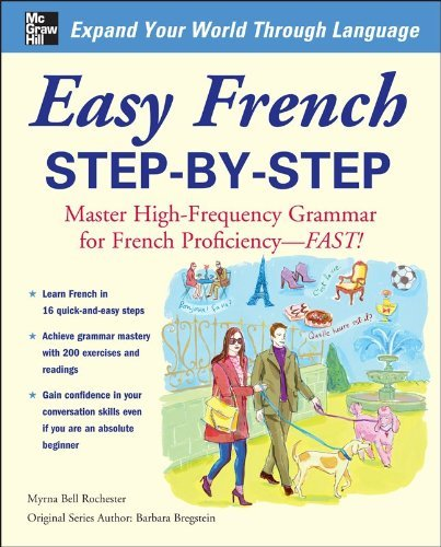 # Easy French Step-by-Step