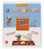 img - for Experimentos con imanes book / textbook / text book