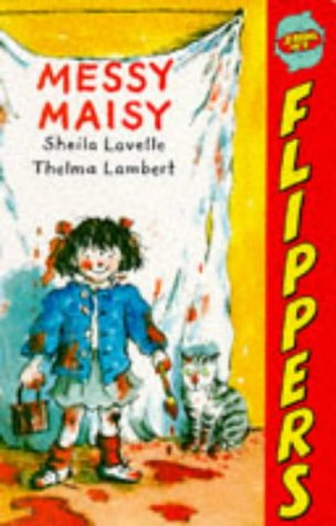 Childrens Books Reviews Messy Maisy Maisys Measles Bfk No 70