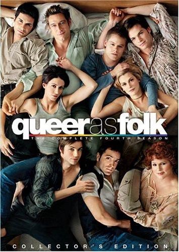 Queer As Folk: Complete Season 4 [DVD] [Import]
