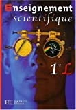 Physique-chimie premi�re l, es scientifique : livre eleve