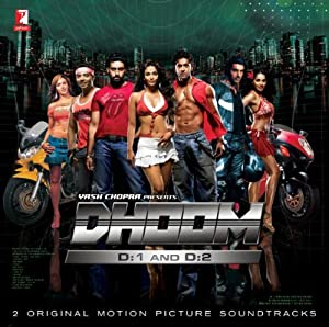 Dhoom 2 (2006) Hindi mp3 songs download, Aishwarya Rai, Hrithik Roshan,  Abhishek Bachchan Dhoom 2 Songs Free Download, Dhoom 2 Hindi movie audio mp3 .