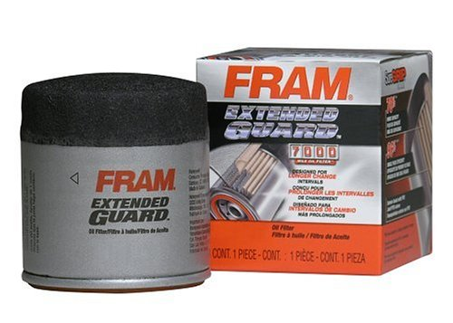 Fram XG7317 Xtended Guard Passenger Car Spin-On Oil Filter, Pack of 1