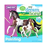 Breyer Mare and Foal Painting Kit, Paddock Pals