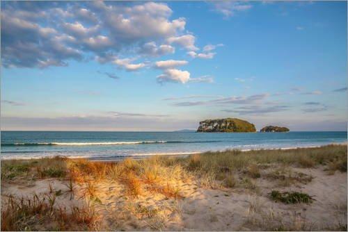 canvas-print-30-x-20-cm-beach-at-whangamata-coromandel-peninsula-new-zealand-by-christian-muringer-r