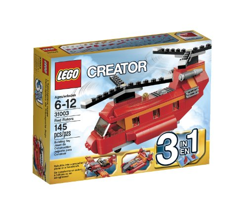 LEGO Creator Red Rotors 31003 Amazon.com
