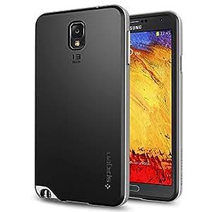 Galaxy Note 3 Case, Spigen Neo Hybrid Series for Galaxy Note 3 - Satin Silver (SGP10453)