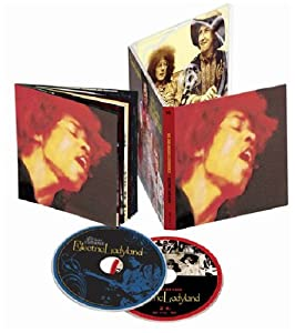 Electric Ladyland CD/DVD