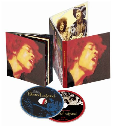The Jimi Hendrix Experience-Electric Ladyland-Remastered-CD-FLAC-2010-PERFECT Download