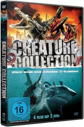 Creature Collection [2 DVDs]