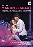 Manon Lescaut: Royal Opera House (Pappano) [DVD] [2015]