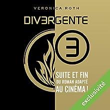 Allégeance (Divergente 3) | Livre audio Auteur(s) : Veronica Roth Narrateur(s) : Marine Royer