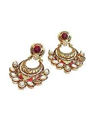 Elegant Elements Royal And Elegant Rajwadi Collection Earring For Women EEE15