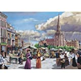 Falcon - The Bullring Market 1000 Piece Jigsaw