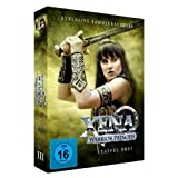 "Xena, Warrior Princess: Staffel 3 (6 DVDs)von ""Lucy Lawless"""