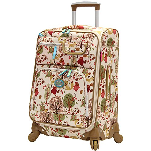 lily-bloom-carry-on-expandable-design-pattern-luggage-with-spinner-wheels-for-woman-20in-forest