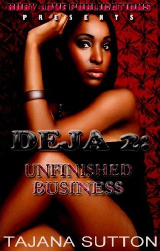 Deja 2: Unfinished Business (Deja series)