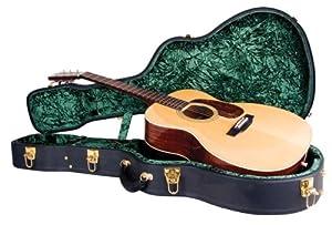 Silver Creek Vintage Archtop 000 Auditorium Acoustic Guitar Case Black