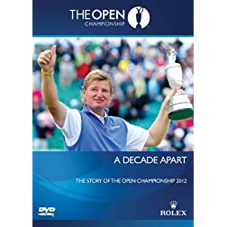 The Official Film of the British Open Golf Championship 2012 - A Decade Apart