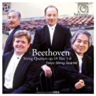 Beethoven: String Quartets, Op. 18, No. 1-6