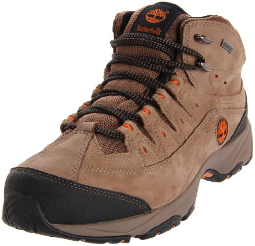 Timberland Men's Ossipee Mid Gtx Greige Hiking Boot 44180 7.5 UK