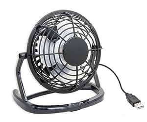 IO Crest Mini USB Powered Desktop Cooling Fan SY-ACC65055