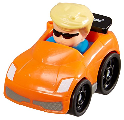 Fisher-Price Little People Wheelies - Eddie - 1