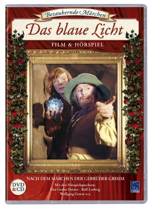 Das blaue Licht, 1 DVD-Video u. Audio-CD