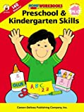 Preschool and Kindergarten Skills (Home Workbooks)