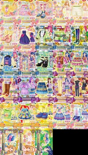 Aikatsu! 2014 Series 4th Normal all 28 types Comp