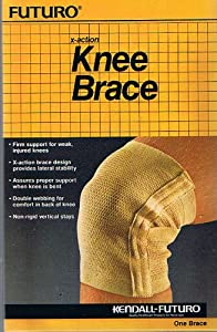 """Futuro X-action Knee Brace Medium 12 3/4""""- 14 1/2 Inches"""
