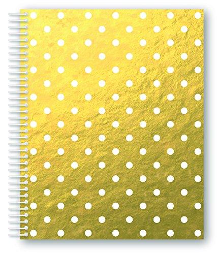 miquelrius-2410-cuaderno-a5-cuadricula-dorado-topos-golden
