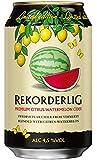 Rekorderlig - Citrus-Watermelon Cider 4,5% - 0,33l