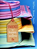 Statistics for Business & Economics (10th Edition) (0132409356) by McClave, James T.