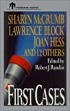 img - for First Cases: First Appearances of Classic Private Eyes book / textbook / text book
