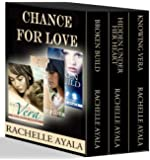 Chance for Love: Romantic Suspense: (Broken Build, Hidden Under Her Heart, Knowing Vera)