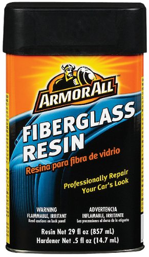 Armor All 75092 Fiberglass Resin - 1 Quart