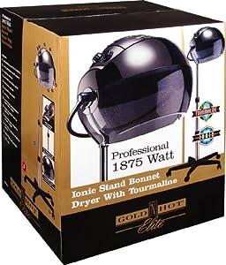 amazoncom goldn hot standup bonnet dryer model 1053