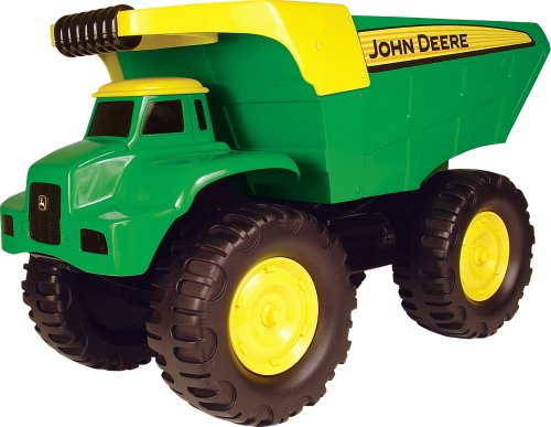 "Ertl John Deere 21"" Big Scoop Dump Truck back-968438"