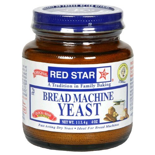 what of yeast for bread machine