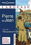 Pierre et Jean (Petits Classiques Lar...