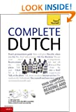 Complete Dutch: Teach Yourself (Book/CD Pack)