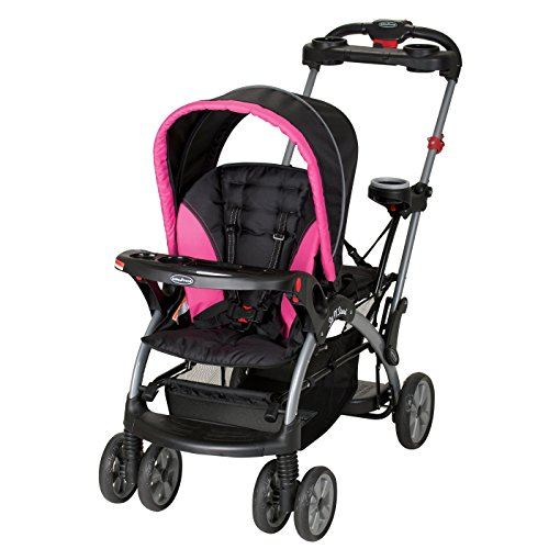Baby Trend Sit n Stand Ultra Stroller, Bubble Gum (Stand And Ride Strollers compare prices)