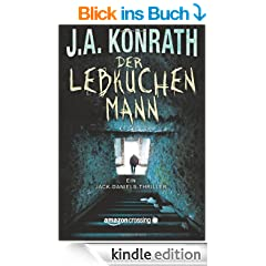 Der Lebkuchenmann (Ein Jack-Daniels-Thriller, Buch 1)