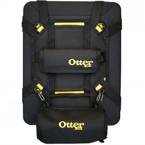 OtterBox Utility Series Latch for iPad/iPad 2 - Black (APL8-IPAD1-20-E4OTR)