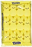 Marshmallow Peeps Yellow Easter Bunnies 12ct