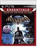Batman: Arkham Asylum Game of the Year Edition PS3