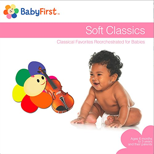 Soft Classics Music Cd - Sleepy Time For Babies By Babyfirsttv front-659012