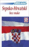 echange, troc Assimil - Collection Sans Peine - Srpsko-Hrvatski bez muke (coffret 4 CD)