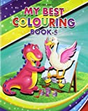 My Best Colouring Book 5